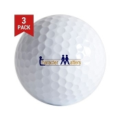 CHARACTER MATTERS® Golf Ball