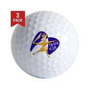 THE GOAL OF LIFE (TGOL)® Golf Ball