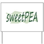 SWEETPEA™ Yard Sign