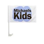 MICHAEL'S KIDS™ Car Window Flag