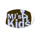 MJ'S KIDS™ Wall Decal