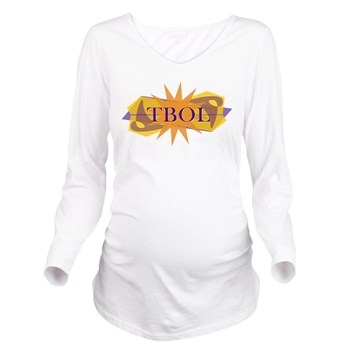 TBOL (THE BOOK OF LIFE )® Long Sleeve Maternity T-short